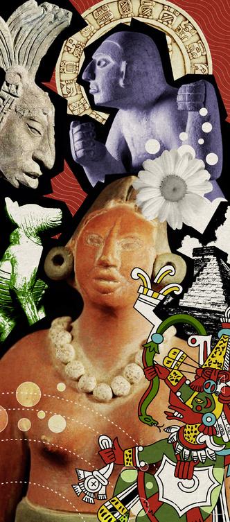 Фото №2 - Мифы народов мира: Принцесса Сак-Никте, легенда майя