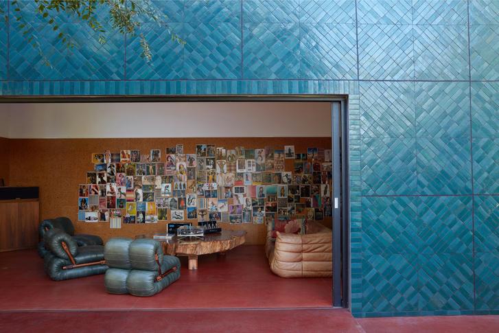 Фото №2 - Яркий дом и экоферма в Лос-Анджелесе по проекту Studio KO