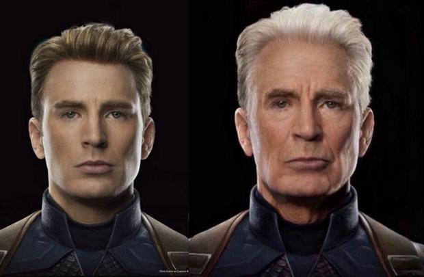 Фото №3 - Как выглядели бы «Мстители» в старости