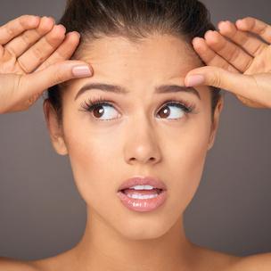 Фото №1 - Тест в один клик: что морщины на лице говорят о твоем характере