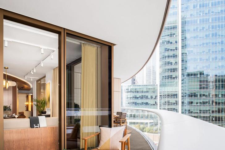 Фото №5 - Жилой небоскреб по проекту Herzog & de Meuron в Лондоне