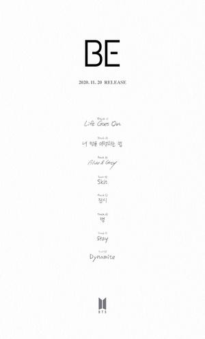 Фото №1 - Скорее смотри! BTS показали обложку альбома «ВЕ» и раскрыли треклист