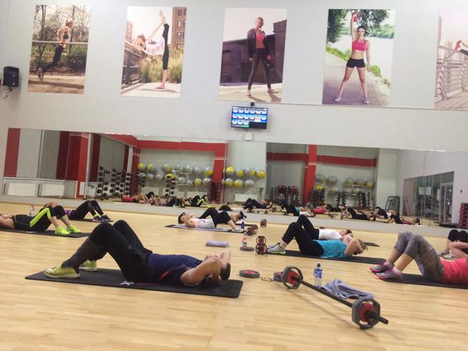 Фото №7 - Разбудить тело: 5 новых тренировок по функциональному тренингу