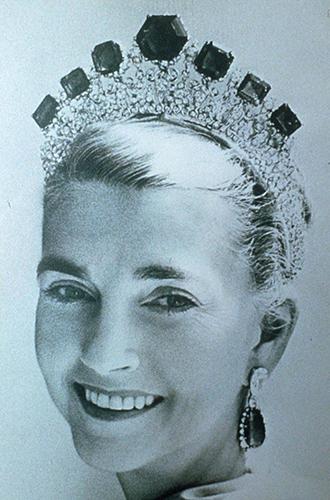 Фото №8 - Королевские драгоценности Элизабет Тейлор