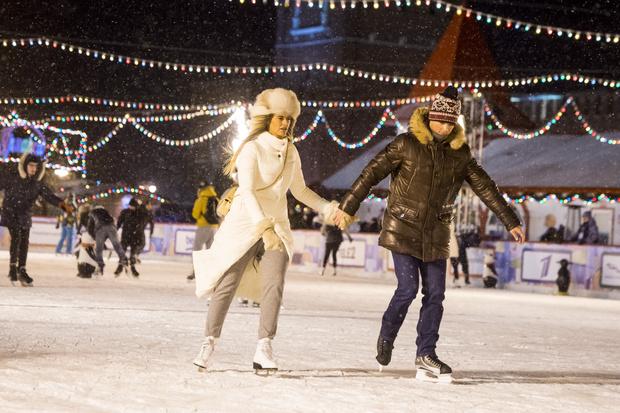 Фото №6 - Новогоднее настроение ON! 🎅28 ноября открывается ГУМ-Каток на Красной площади
