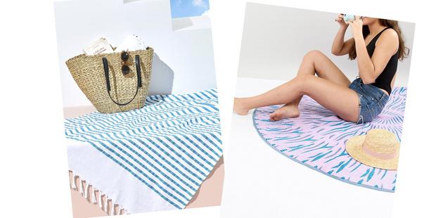 Фото №2 - Чек-лист в стиле Ариэль: что взять с собой на пляж