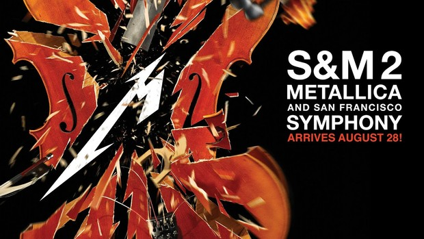 Фото №1 - Новый альбом Metallica с симфоническим оркестром выйдет 28 августа