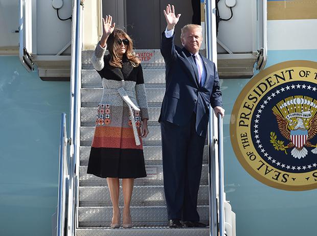 Фото №6 - 5 ложек дегтя: почему стиль Мелании Трамп не так хорош, как кажется