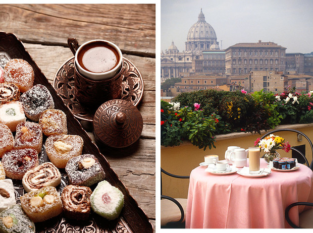 Фото №1 - Как пьют кофе в Италии и Турции (и почему стоит влюбиться в обе традиции)