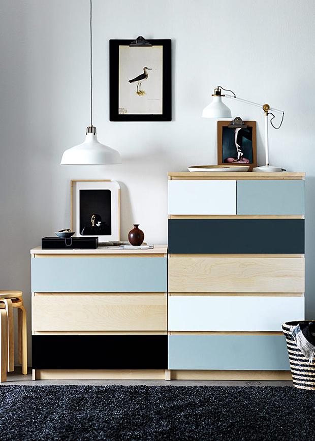 Фото №23 - Три товарища: новый стильный облик старых шкафов ИКЕА