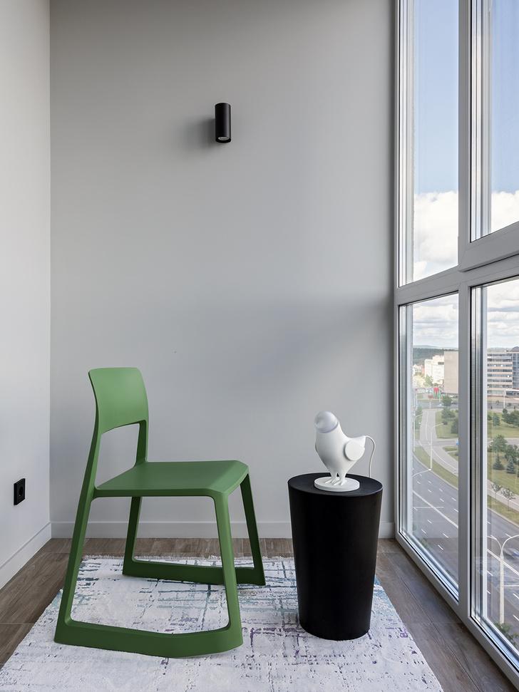 Фото №9 - Теплый минимализм: квартира 78 м² под сдачу в Минске