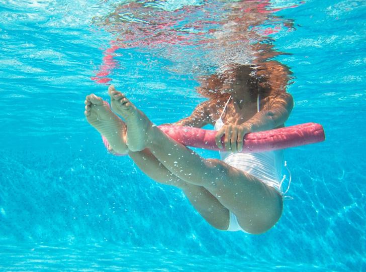 Фото №4 - Курс на лето: 7 упражнений, чтобы привести фигуру в порядок