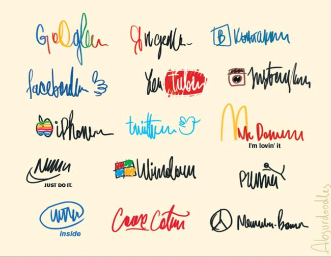 Фото №2 - Если бы логотипы создавали доктора