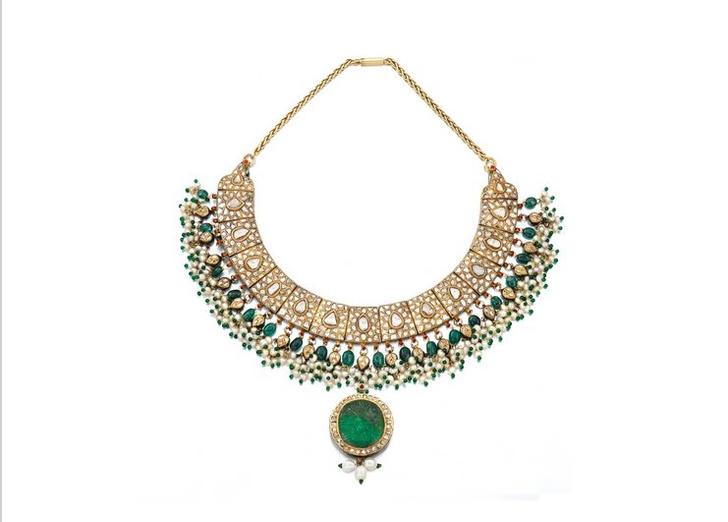 Индийское ожерелье (8–12 тыс. фунтов стерлингов)