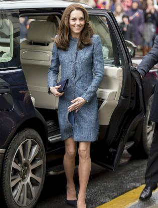 Фото №3 - Герцогиня Кембриджская получила от англичан обидное прозвище