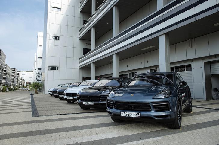 Фото №5 - Вирус Porsche: как прокатиться на всех моделях автомобильного бренда за один день