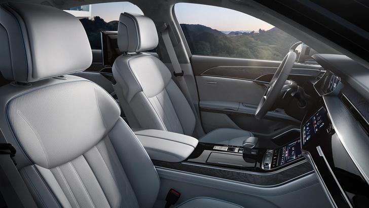 Фото №3 - Audi A8 L Security: автомобиль, который тебе могут и не продать