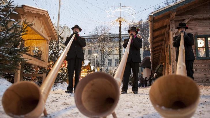 Фото №1 - Большой путеводитель по итальянским рождественским ярмаркам