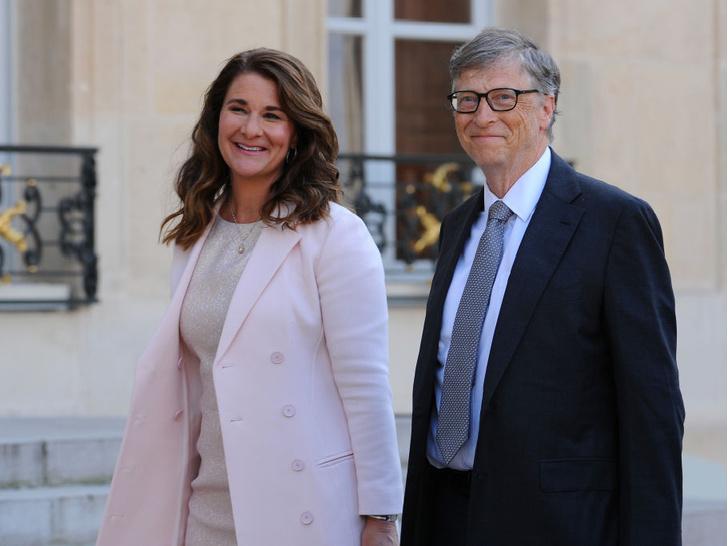 Фото №1 - Развод Гейтсов: почему распалась самая богатая пара в мире— главные версии
