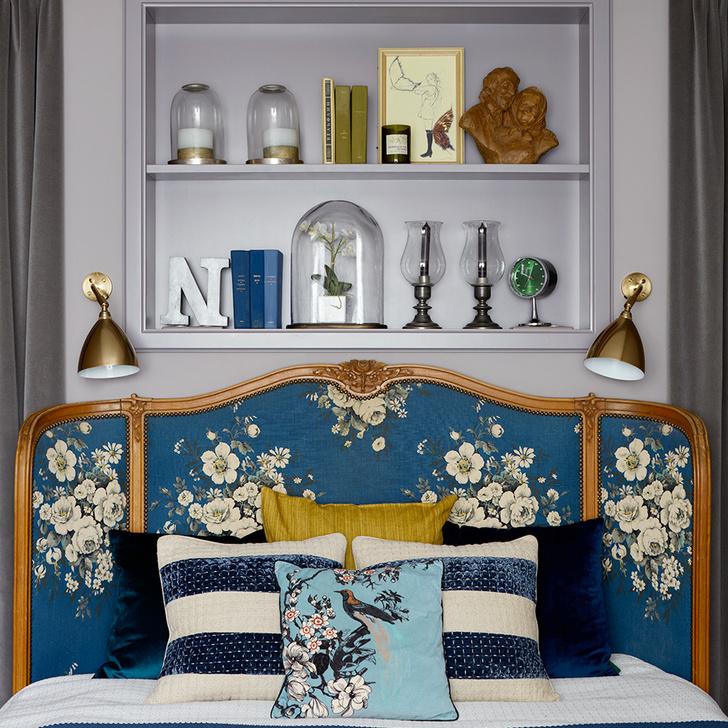 Яркие подушки в интерьере: 20 идей (галерея 0, фото 14)