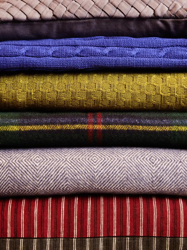 Фото №7 - Утро красит: лучшее постельное белье и текстиль для весны