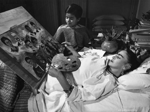 Фото №3 - Большая любовь маленькой Фриды Кало