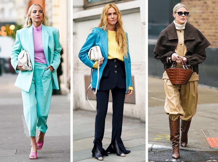 Фото №1 - С чем носить брюки: 7 простых и небанальных идей