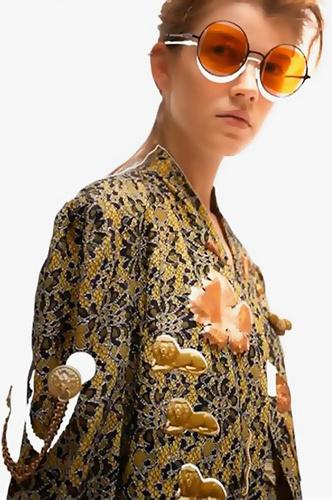 Модные тенденции 2018 броши