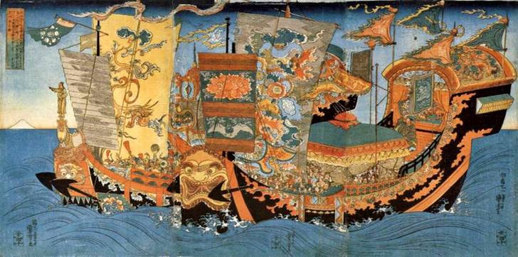 Фото №1 - Как император Древнего Китая искал бессмертие