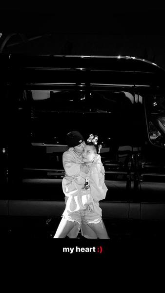 Фото №2 - Джастин и Хейли Бибер отметили первую годовщину свадьбы