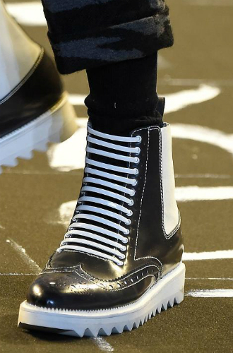 Фото №49 - Самая модная обувь сезона осень-зима 16/17, часть 1