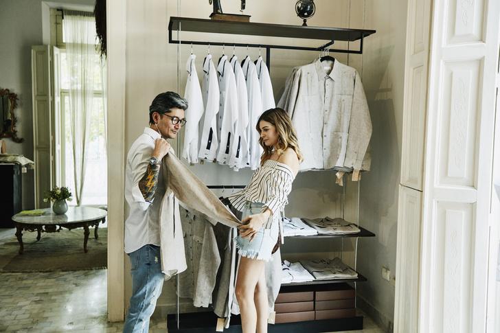 Фото №2 - Идеальный гардероб: как разобрать шкаф?