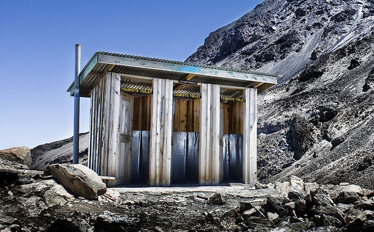 Фото №11 - 10уникальных общественных туалетов