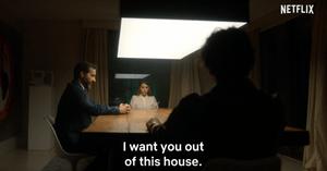 «Я хочу, чтобы вы убрались из этого дома»