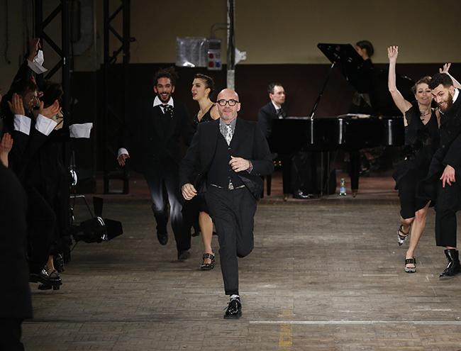 Фото №33 - Неделя моды в Милане: 30 самых интересных образов с показов Tod's, Sportmax и Antonio Marras