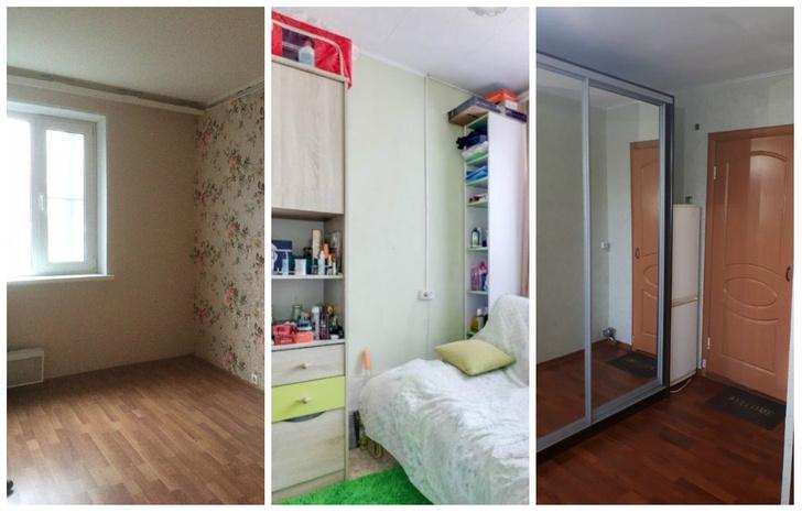 Фото №1 - 10 самых маленьких квартир в России, выставленных на продажу (фото)