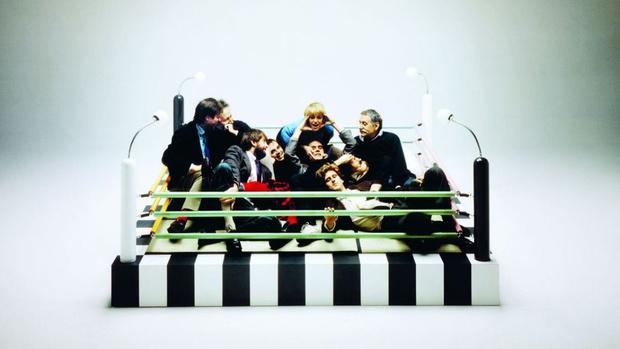 Фото №1 - Выставка Memphis в Музее Дизайна Vitra