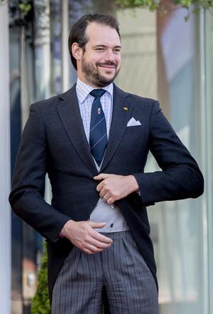 Фото №19 - Королевские пижоны: самые стильные мужчины-аристократы