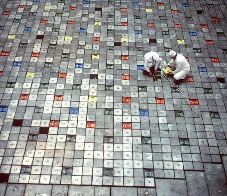 Фото №1 - 30 лет Чернобылю: Цепная реакция