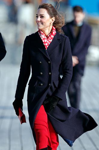 Фото №37 - Любимые бренды одежды герцогини Кембриджской
