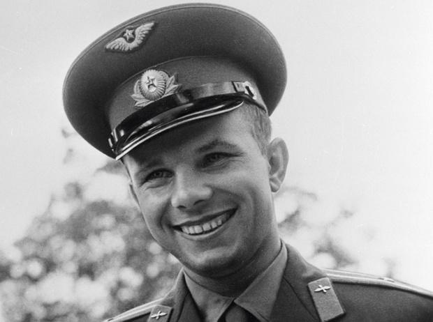 Фото №9 - Юрий Гагарин в Великобритании: как советский космонавт покорил Королеву и всех ее подданных