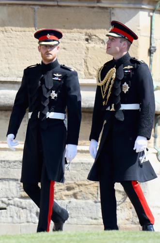 Фото №4 - Как принц Уильям отомстил принцу Гарри на свадьбе