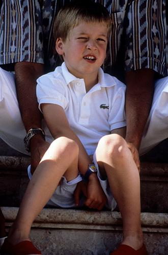 Фото №42 - Принц Уильям: история в фотографиях