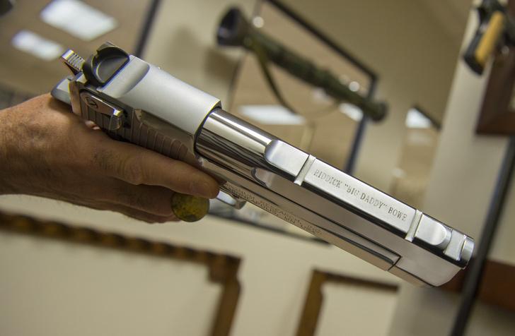 Фото №4 - 7 неожиданных фактов о пистолете Desert Eagle