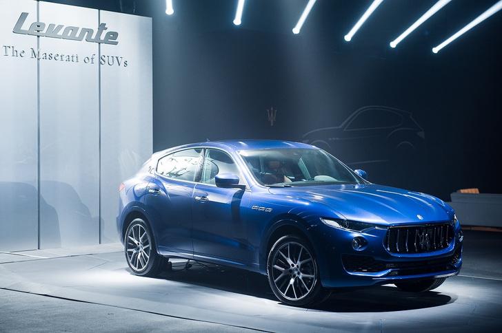 Фото №1 - В Москве состоялась презентация дебютанта Maserati