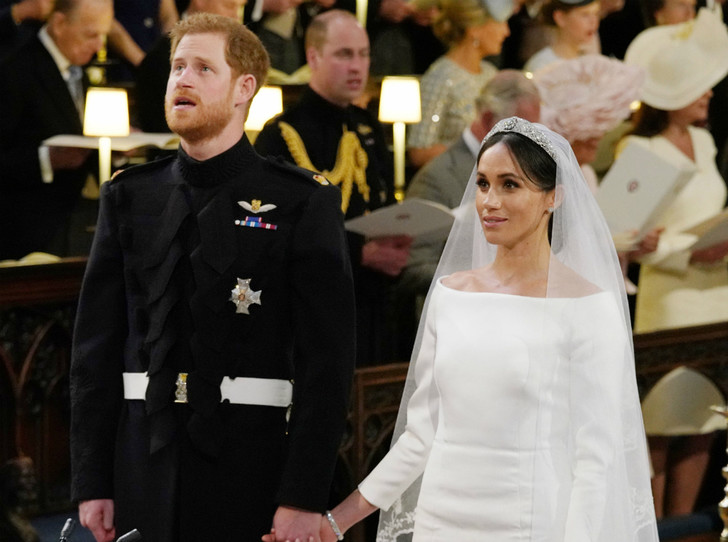 Фото №1 - Последнее предупреждение: что принц Гарри написал отцу Меган перед свадьбой