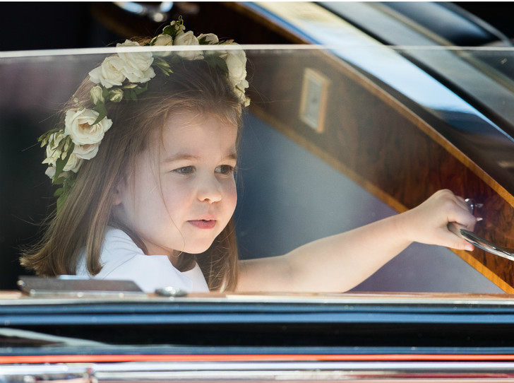 Фото №2 - Почему Шарлотта может не стать «королевской принцессой», когда вырастет
