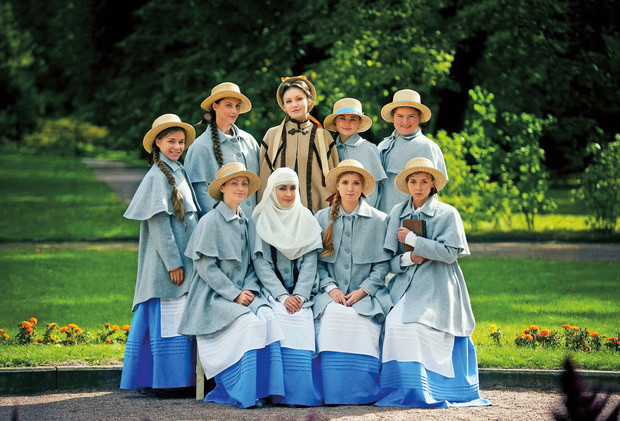 Фото №1 - «Институт благородных девиц»: 10 лет спустя