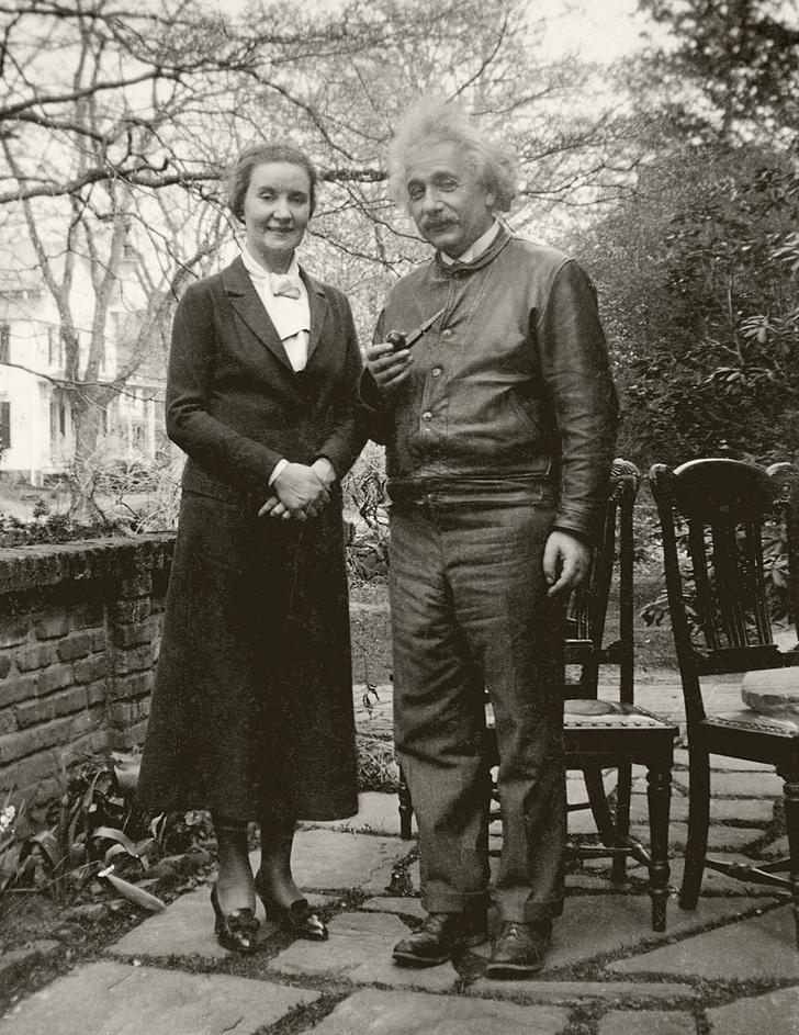 Фото №6 - E = мc²: 9 мифов об Альберте Эйнштейне