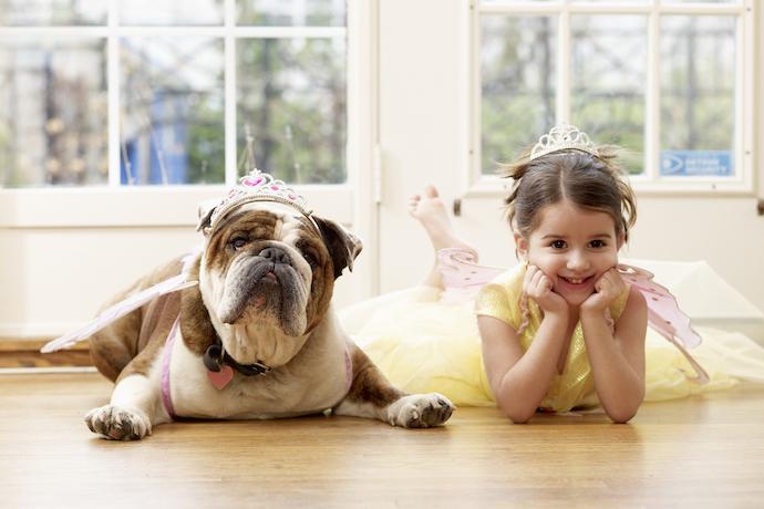 love of pets heals stress